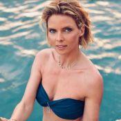Sylvie Tellier : Superbe silhouette en bikini après trois enfants...