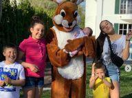 Franck Ribéry déguisé en lapin pour ses enfants : il se moque des critiques