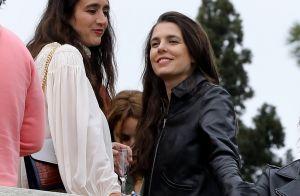 Charlotte Casiraghi et Camelia Jordana lancent le Festival de mode de Hyères