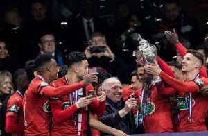 Coupe de France : Les Pinault et Emmanuel Macron en famille pour Rennes !