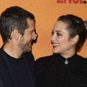 Marion Cotillard et Guillaume Canet, so in love : Le grand final avec leurs amis