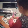 """Louanne, la fille d'Aude de """"L'amour est dans le pré 2018"""" - Instagram, 3 décembre 2018"""