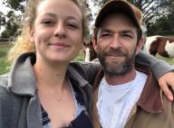 Luke Perry enterré dans un linceul de champignons : révélations de sa fille