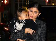 Kylie Jenner et sa fille : Stormi en cuir pour une virée stylée