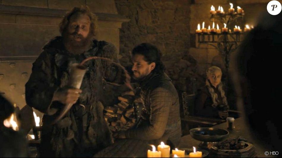 Extrait du 4e épisode de la 8e saison de Game of Thrones diffusé sur HBO le 5 mai 2019