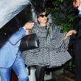 Lady Gaga est allée diner avec Anna Wintour à New York, le 5 mai 2019.