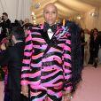 """RuPaul - Arrivées des people à la 71ème édition du MET Gala (Met Ball, Costume Institute Benefit) sur le thème """"Camp: Notes on Fashion"""" au Metropolitan Museum of Art à New York, le 6 mai 2019"""