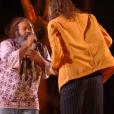 """Battle de Fanswa et Clément dans """"The Voice 8"""", samedi 11 mai 2019, TF1"""
