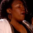 """Battle de Whitney et Virginie dans """"The Voice 8"""", samedi 11 mai 2019, sur TF1"""