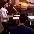 """Battle de Geoffrey et Arezki dans """"The Voice 8"""", samedi 11 mai 2019, sur TF1"""