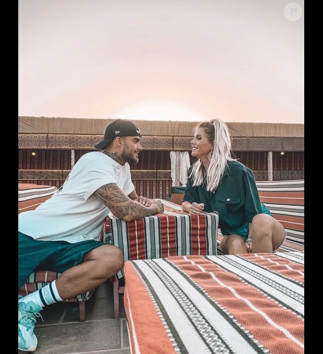 Jessica Thivenin et Thibault complices sur Instagram, 9 mai 2019