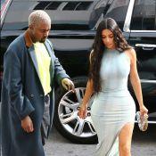 Kim Kardashian et Kanye West à la maternité pour leur 4e bébé