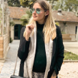 Jesta enceinte et stylée sur Instagram -24 avril 2019