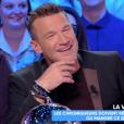 """Benjamin Castaldi révèle pourquoi sa femme ne sera plus dans """"Touche pas à mon poste"""". Mai 2019."""