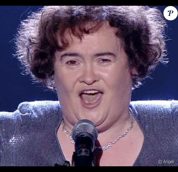 Susan Boyle... requinquée !