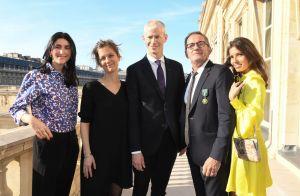 Christophe Dechavanne : Sa compagne et ses filles présentes pour un bel hommage