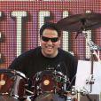 Sur scène avec les Band From Tv, Greg Grunberg est un véritable Heroes de la batterie !