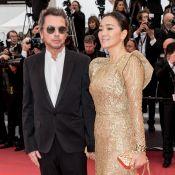 Jean-Michel Jarre et Gong Li, Didier Bourdon... Les couples s'emparent de Cannes