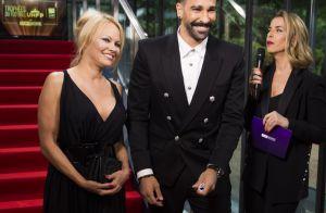Pamela Anderson et Adil Rami : Complicité et humour pour la 1re interview à deux