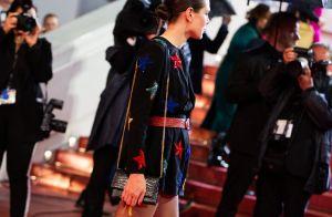 Charlotte Casiraghi : Sexy en combi courte au Festival de Cannes