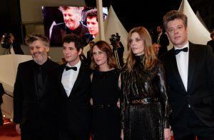 Chiara Mastroianni et son ex Benjamin Biolay : Complices glamour à Cannes