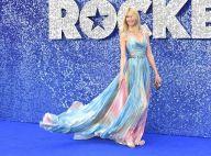 Claudia Schiffer et Elizabeth Hurley : Duo divin pour un Elton John aux anges