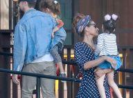"""Eva Mendes et Ryan Gosling : Leur problème """"linguistique"""" avec leurs filles"""