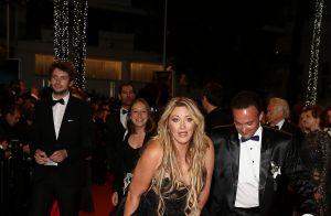 Loana tout en noir à Cannes : son message à Nabilla, future maman