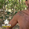 """Steeve dans """"Koh-Lanta, la guerre des chefs"""" sur TF1 vendredi 24 mai 2019."""