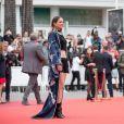 """Marion Cotillard (tenue Balmain) - Montée des marches du film """" Matthias et Maxime """"  lors du 72ème Festival International du Film de Cannes, le 22 mai 2019. © Jacovides-Moreau / Bestimage"""