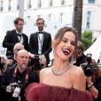 """Izabel Goulartassiste à la montée des marches du film """"Roubaix, une lumière (Oh Mercy!)"""" lors du 72ème Festival International du Film de Cannes. Le 22 mai 2019 © Jacovides-Moreau / Bestimage"""