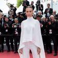 """Josephine Skriverassiste à la montée des marches du film """"Roubaix, une lumière (Oh Mercy!)"""" lors du 72ème Festival International du Film de Cannes. Le 22 mai 2019 © Jacovides-Moreau / Bestimage"""
