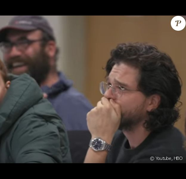 """Captures du trailer du documentaire """"Game of Thrones : The Last Watch"""" (HBO)- Mai 2019."""