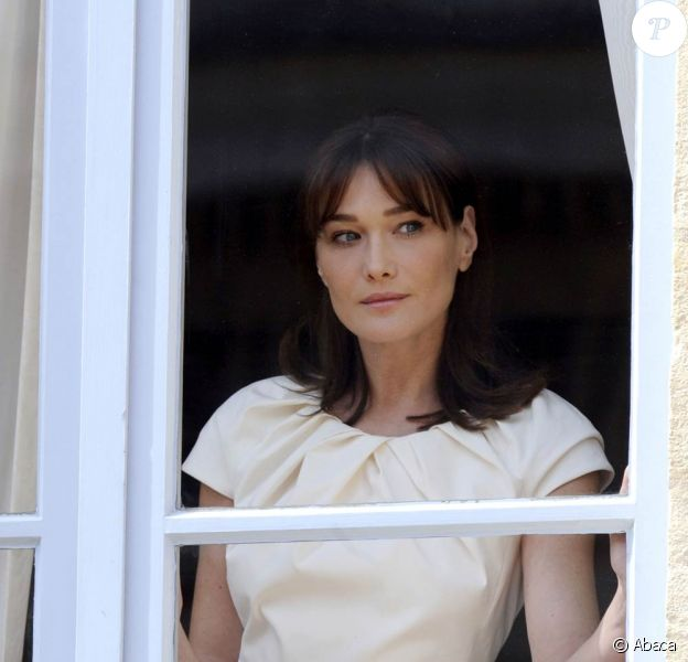 Carla Bruni dans le prochain Woody Allen ?