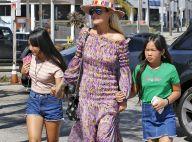 Laeticia Hallyday comblée et fière : moments inoubliables avec ses filles