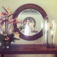 Photo publiée par Natasha Andrews sur Instagram : elle montre l'évolution de sa deuxième grossesse