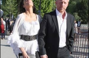 Boris Becker et Lily, sa jeune et jolie mariée, passent un voyage de noces à... Saint-Tropez !