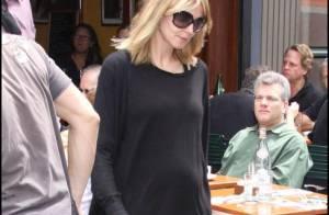 Heidi Klum, enceinte et très bien entourée ! Sa maman s'occupe avec elle de ses enfants !