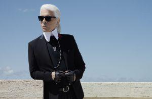 Karl Lagerfeld : Hommage de la planète mode à la Fashion Week de Paris