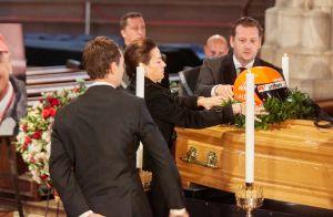 Obsèques de Niki Lauda : derniers adieux de sa famille et du monde de la F1