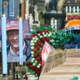 Obsèques du pilote de F1 Niki Lauda à Vienne, Autriche, le 29 mai 2019.