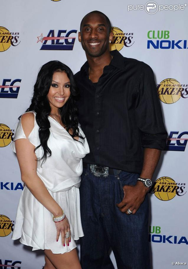Vanessa Bryant: Kobe Bryant .