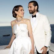 Charlotte Casiraghi et Dimitri Rassam mariés : La robe blanche dévoilée