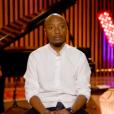 """Clément, team Soprano, lors de la finale de """"The Voice 8"""" sur TF1, le 6 juin 2019."""