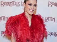 Iris Mittenaere, flamboyante, accueille ses copines Miss France au Paradis Latin