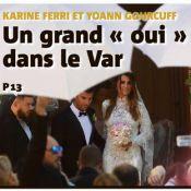 Karine Ferri et Yoann Gourcuff mariés : leur mariage rêvé dans le Var