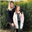 Delphine Tellier et Kylie - Instagram, 31 mars 2019