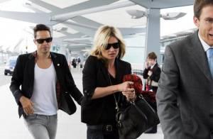 Kate Moss et Jamie Hince plus amoureux que jamais... s'offrent une petite escapade !