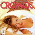 La bombe Natalia Paris, en couverture de Cromos !