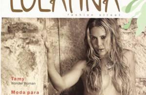 La torride Natalia Paris... exhibe son corps de rêve pour vous ! Regardez !